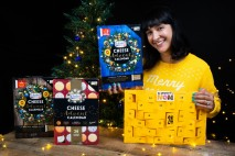 The Cheese Advent Calendar That's Outselling Chocolate This Christmas