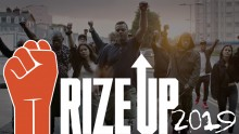 Rize Up 2019 banner