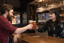The vouchers can be redeemed at Drygate's bar
