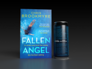 Beer with a Killer Twist: Drygate releases the UK's first novel-on-a-beer-can in partnership with Chris Brookmyre